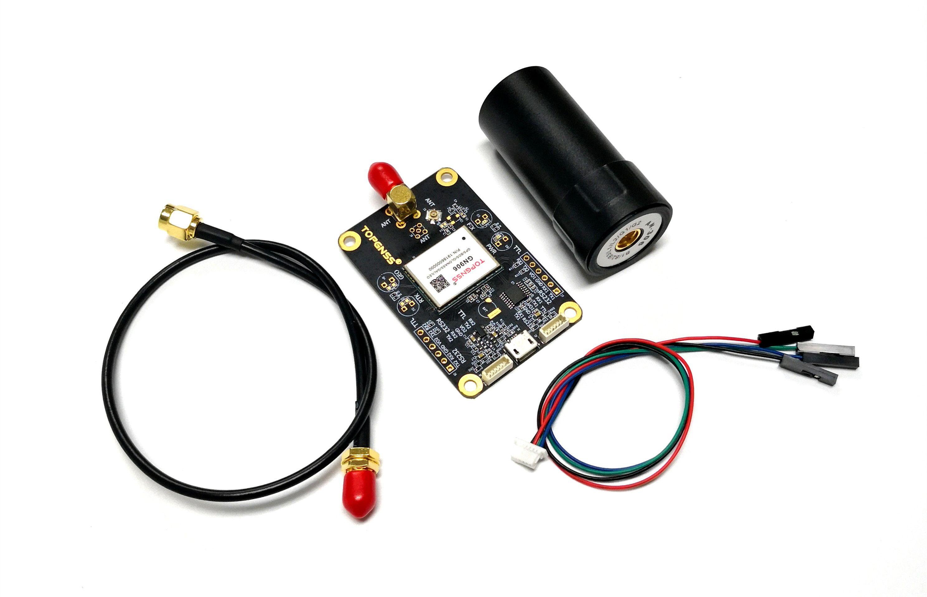 ZED-F9P design High-präzision positionierung bord modul GNSS antenne,