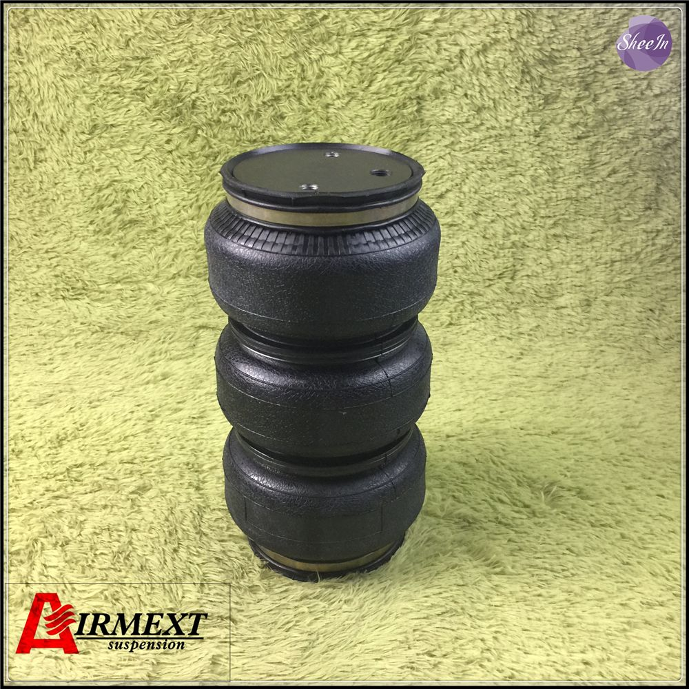 SN142268BL3-C/CLOSED encplate triple air suspension /airspring BELLOW rubber airspring airride shock absorber/pneumatic parts