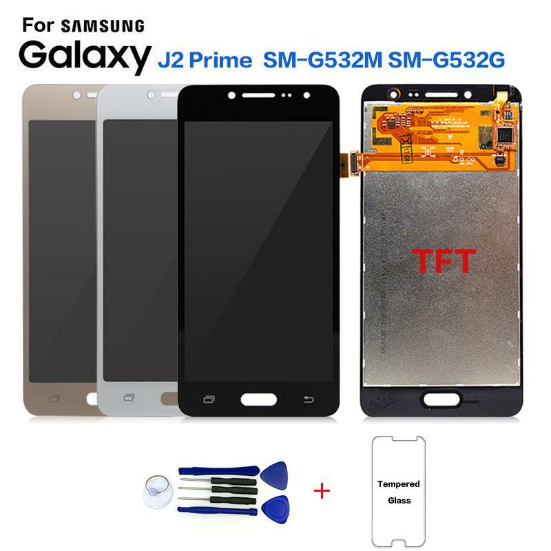 Display Für SAMSUNG Galaxy J2 Prime SM-G532F LCD Bildschirm Ersatz für Samsung SM-G532M SM-G532G LCD Display Screen module