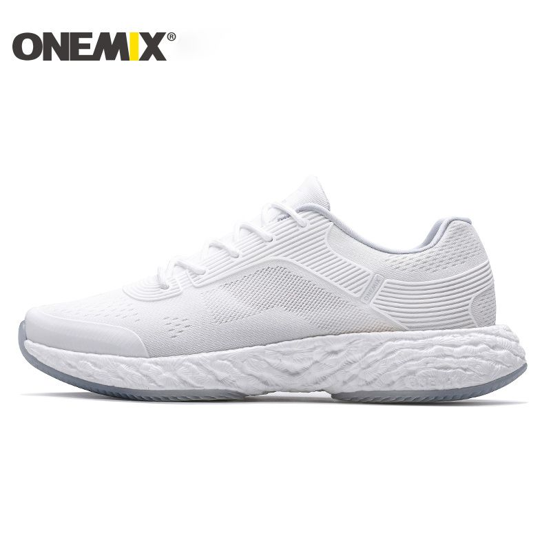 ONEMIX 2018 energy running shoes for men high-tech sneakers energy drop marathon running super light rebound-58 outsole sneakers