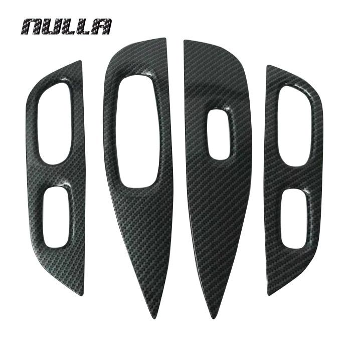 NULLA LHD Interior Door Window Switch Lift Button Cover Frame For Nissan XTrail X-Trail X Trail Rogue T32 2014 2015 2016 2017