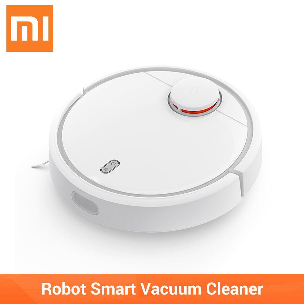 2018 Roborock Xiao mi mi Roboter Staubsauger 1st Generation Für Home Automatische Kehren Staub Smart Geplant App Fernbedienung