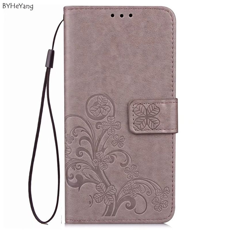 BYHeYang For Acer Liquid Z6 Case PU Leather Wallet Flip Card Holder Coque Mobile Phone Wallet Cases For Acer Liquid Z6 Shell