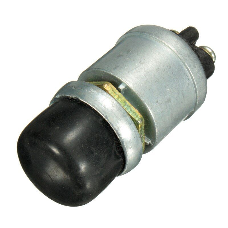 Waterproof Car Boat Bike Switch Push Button Horn Engine Start 12V 20A Heavy Duty 6.1 x 2.8cm Sale