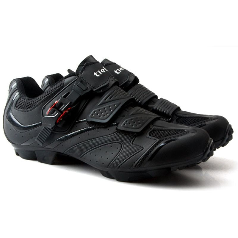 Teiabo Cycling Shoes Mountain Bike Sapatilha Ciclismo MTB Athletic Breathable Racing Sneaker Men's Cycling Bike Shoes