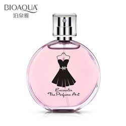BIOAQUA 30 Ml ou 50 Ml Liquide Parfums Féminins Plantes Naturelles Extraits Parfum Parfum Vaporisateur Parfum Pour Femmes Anti-Transpirant