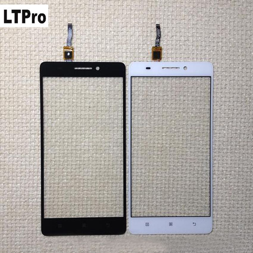LTPro 100% Warranty Best Quality Touch Screen Digitizer For Lenovo S8 A7600 A7600M A7600-M Mobile Sensor Glass Panel Replacement
