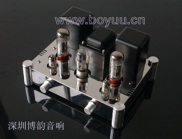 Reisong Boyuu A10 EL34 Bube Amplifier HIFI EXQUIS Single-Ended Class A Lamp Amp BYA10H