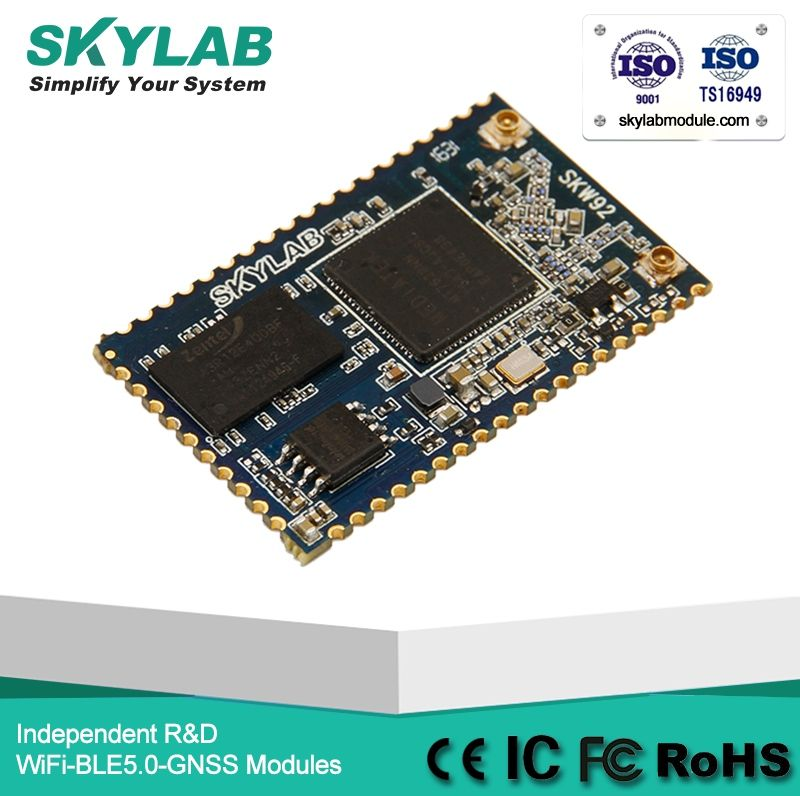 Hot Selling Fcc Ce 300Mbps 2X2 Mimo 11N Pa Lna 3G/4G Dongle Usb Camera Low Power Consumption Openwrt Sdk Mt7628N Wifi Module