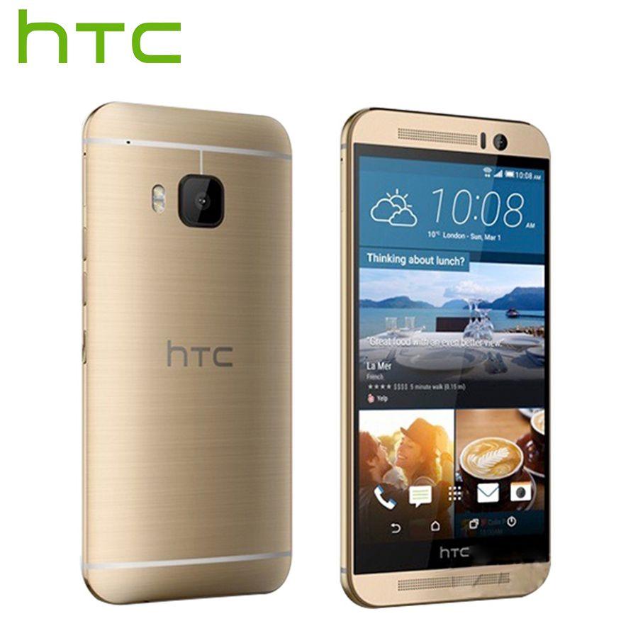 Sprint Version Original HTC One M9 4g LTE Handy Octa Core 3 gb RAM 32 gb ROM 5,0 zoll 1920x1080 Hinten Kamera 20MP Handy