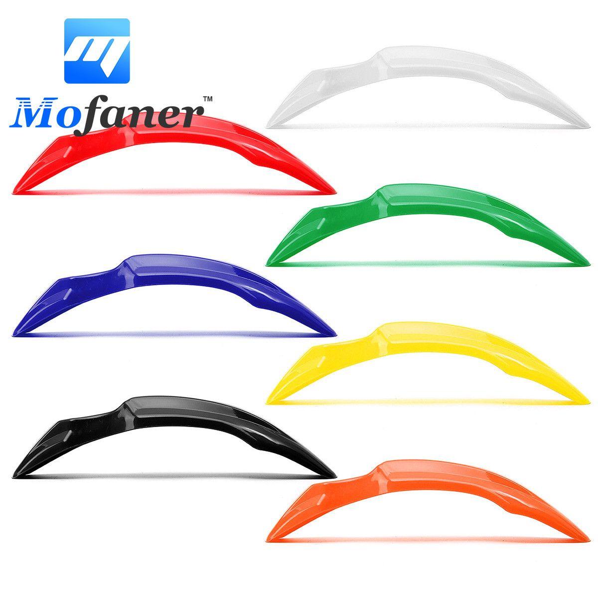 Mofaner Front Wheel For Fender Protector Plastic For HONDA CRF50 Dirt Pit Bike