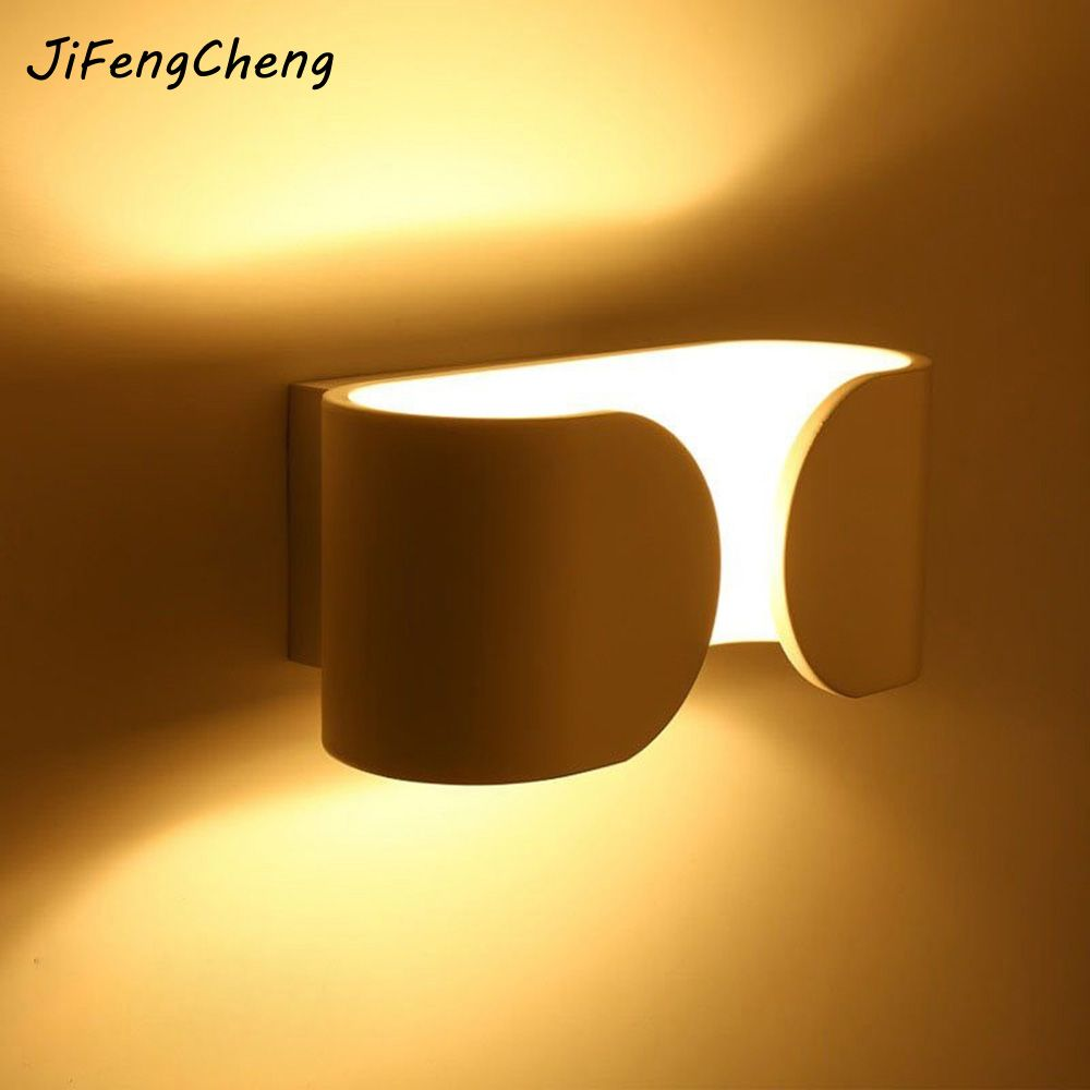 JIFENGCHENG Modern and Simple Interior LED Wall Lamp Corridor / Channel / Living Room / Bedroom / Balcony Lighting Luminaria