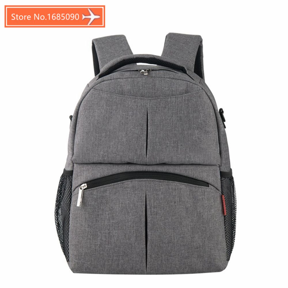 INSULAR Mother Bag Diaper Backpack Baby Nappy Bags Large Capacity Maternity Mummy Stroller bag New Fashion 2018 Hot 10016