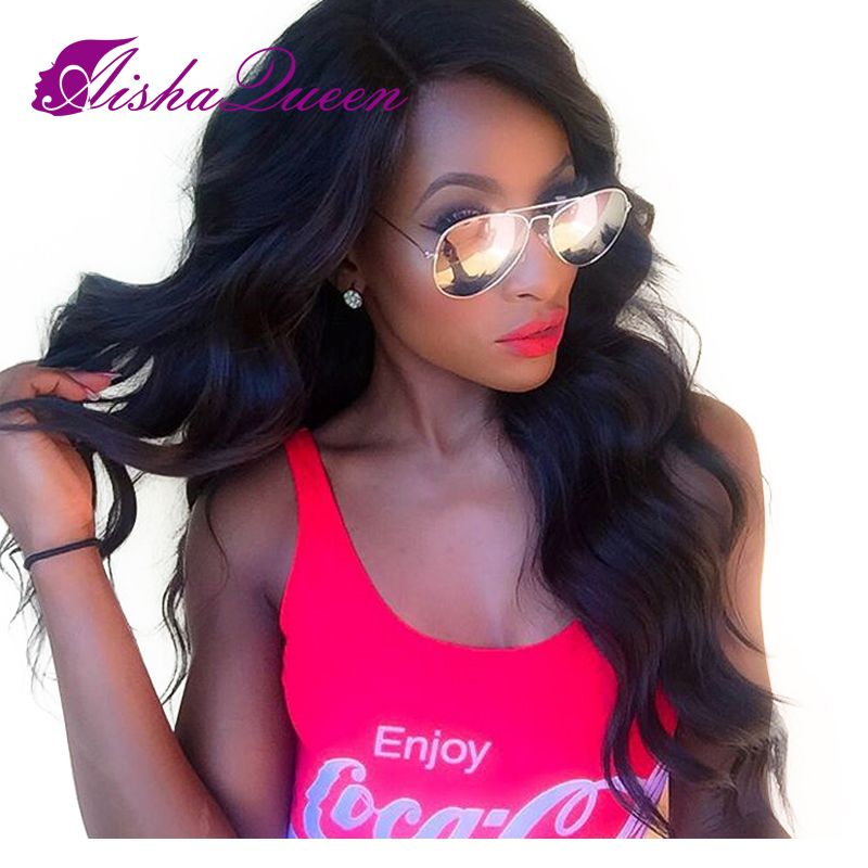 Malaysian Virgin Full Lace Human Hair Wigs For Black Women 130% Human Hair Wigs With Baby Hair Glueless Lace Wig Body Wave