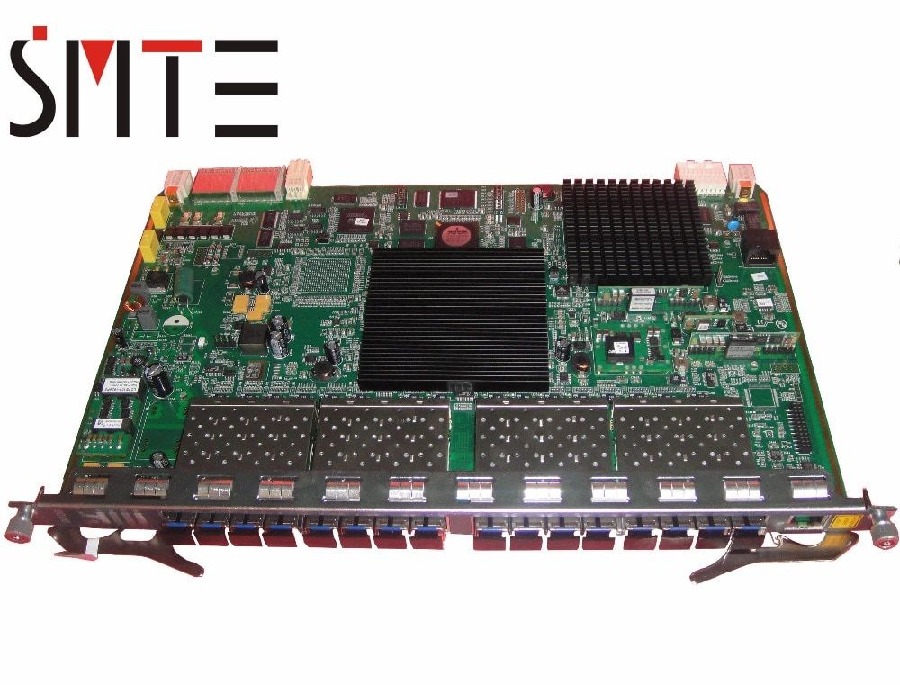 GCOB 16 ports GPON board with 16 C+ SFP for AN5516-01 AN5516-04 AN5516-06 OLT