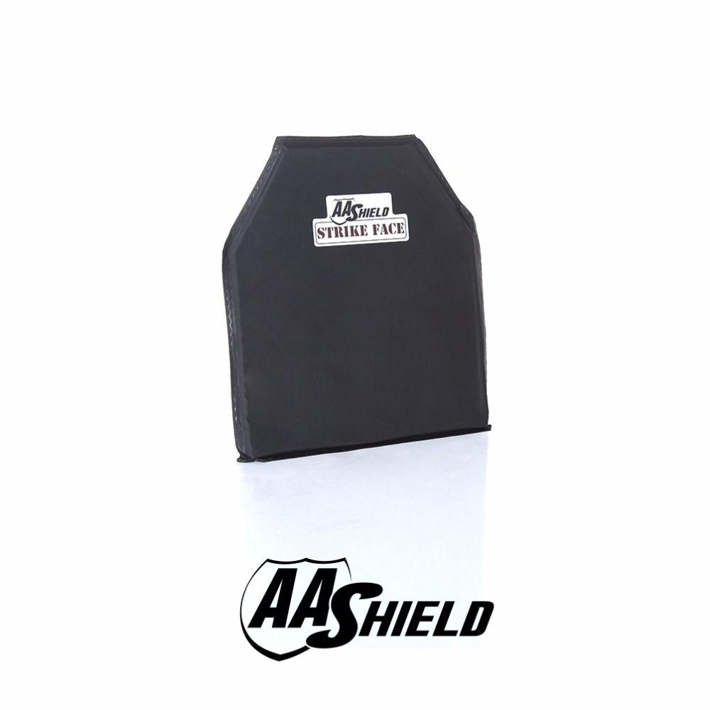 AA Shield Bullet Proof Soft Panel Body Armor Inserts Plate Aramid Core Self Defense Supply NIJ Lvl IIIA 3A 10x12#2
