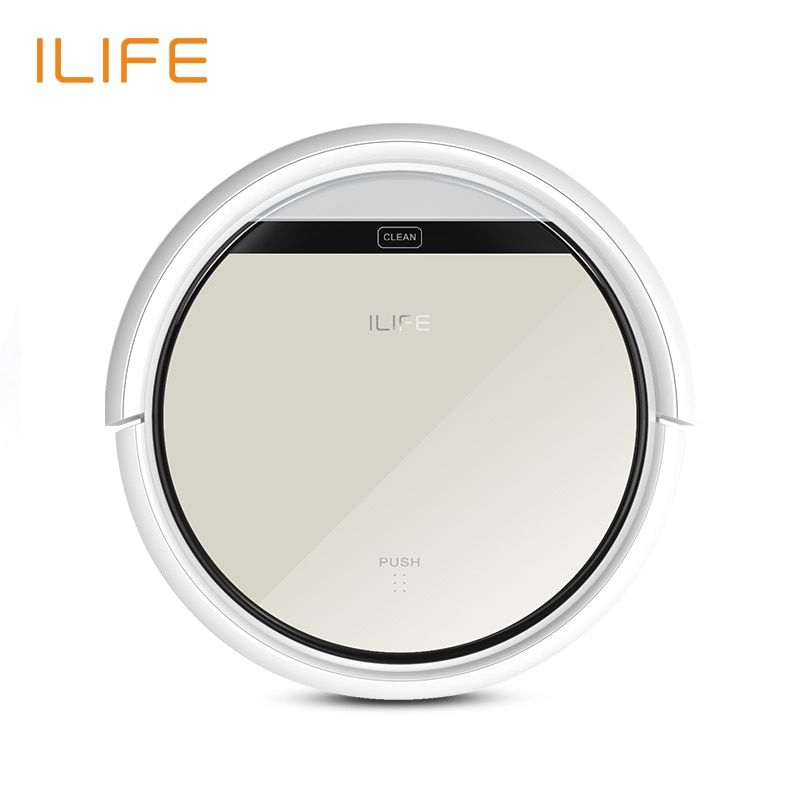 Ilife Robot Vacuum Cleaner 500Pa suction Recharging Automatic For pet hair