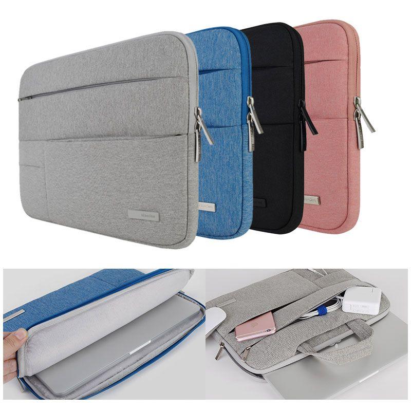 Bolsas para portátiles Maletín para Portátil para Dell HP Acer Asus Lenovo Macbook 11 12 13 14 15 15.6 pulgadas de La Cubierta Suave para Retina Pro 13.3