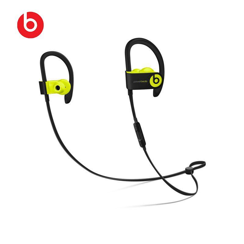 New arrival Beats Powerbeats3 by Dr. Dre Wireless Bluetooth Earphone Dynamic Sound Flexible Sports Headset Game headphone