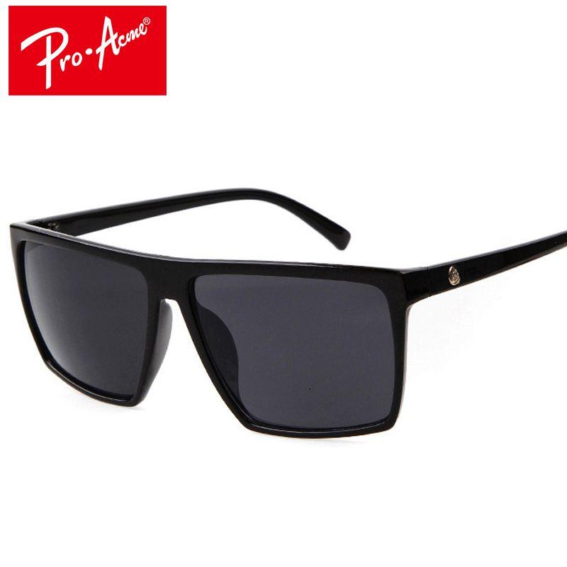 Pro Acme Quadrat Sonnenbrille Männer Marke Designer Spiegel Photochrome Übergroßen Sonnenbrille Männliche sonnenbrille für Mann CC0039