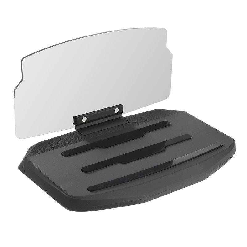 Универсальный автомобильный держатель мобильного телефона ветрового стекла проектор HUD Дисплей 6.5 дюймов для iPhone/Samsung GPS