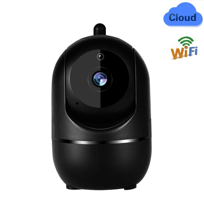1080P caméra IP sans fil nuage Wifi caméra intelligente Auto suivi humain sécurité à domicile Surveillance réseau de vidéosurveillance