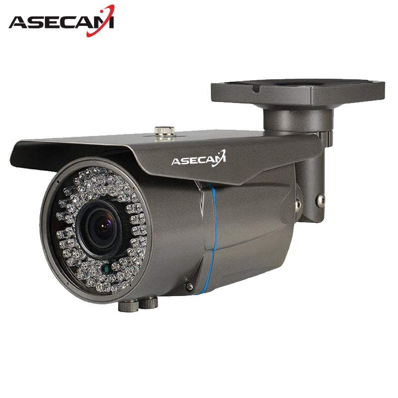 3MP Full HD CCTV 1920p Zoom 2.8~12mm Lens Security Varifocal AHD Camera 78* LED Infrared Outdoor Waterproof Bullet Surveillance