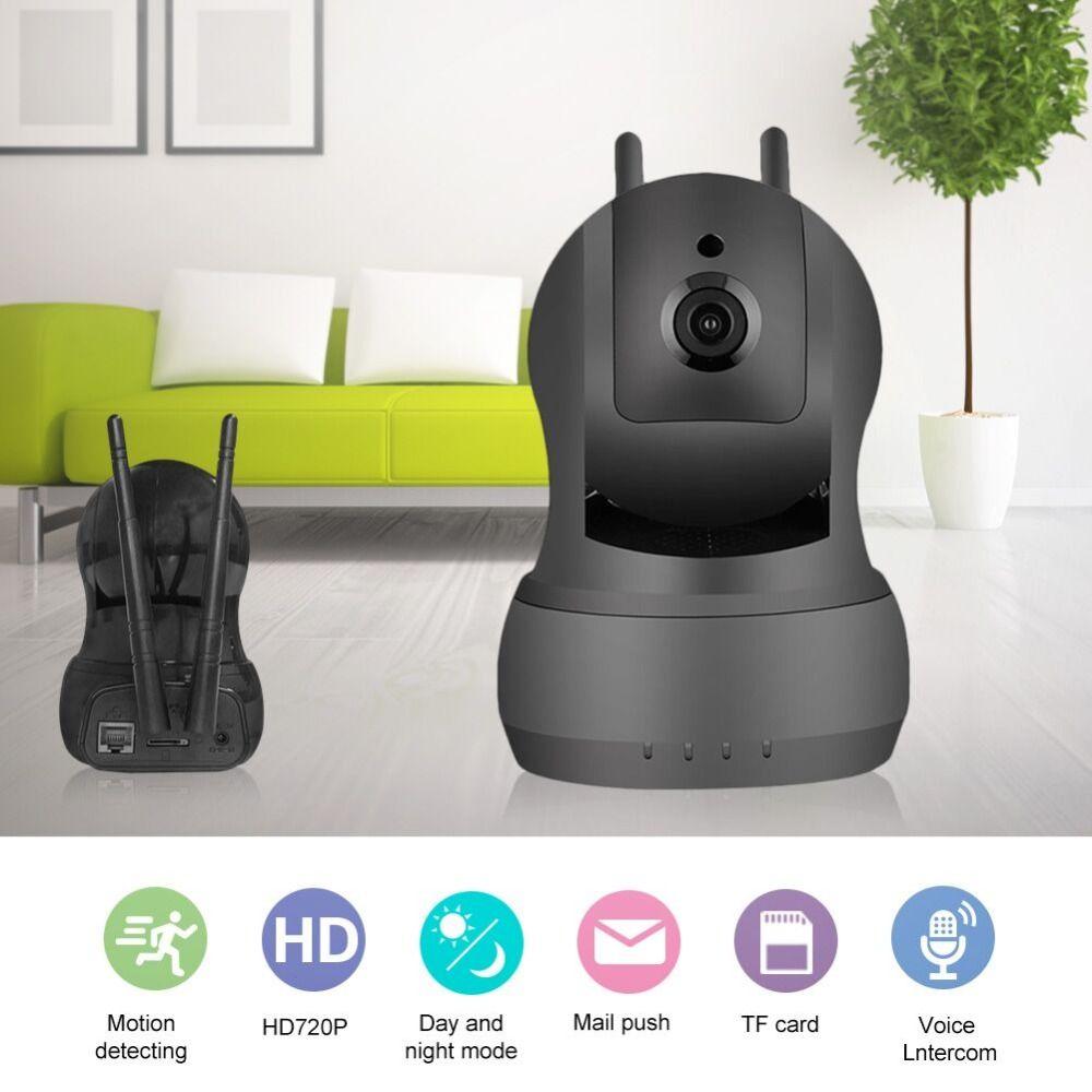 Wifi camera Home Wireless Security camera WI-FI Audio Record Surveillance Baby Monitor 720P IR Night Vision HD Mini CCTV Camera