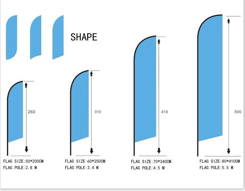 Impression personnalisée graphique de drapeau de plage d'aerlxemrbrae pour la promotion de publicité graphique de bannière de drapeau de plume,