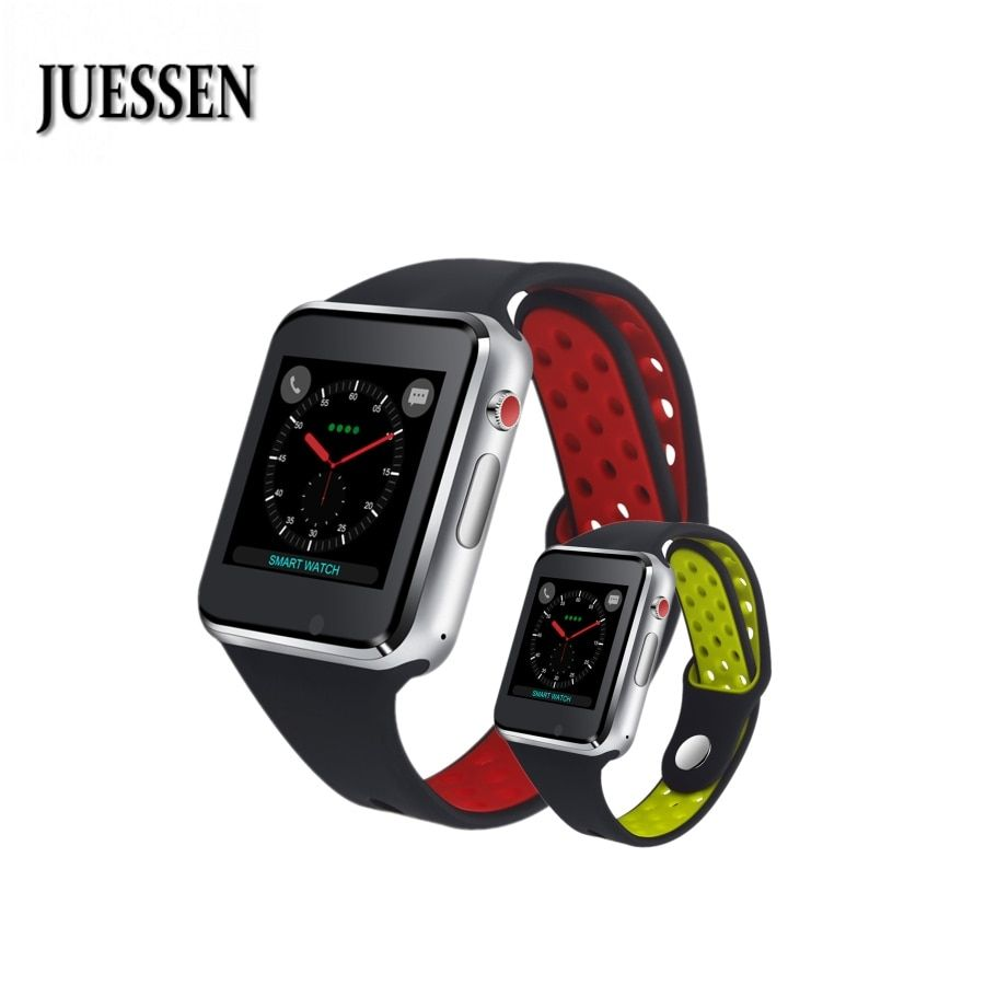 JUESSEN GT08 Plus Relogio Smart Watch Android Phone Fitness Tracker Kids Support SIM TF Card Pk Men Smartwatch DZ09 Q18 A1