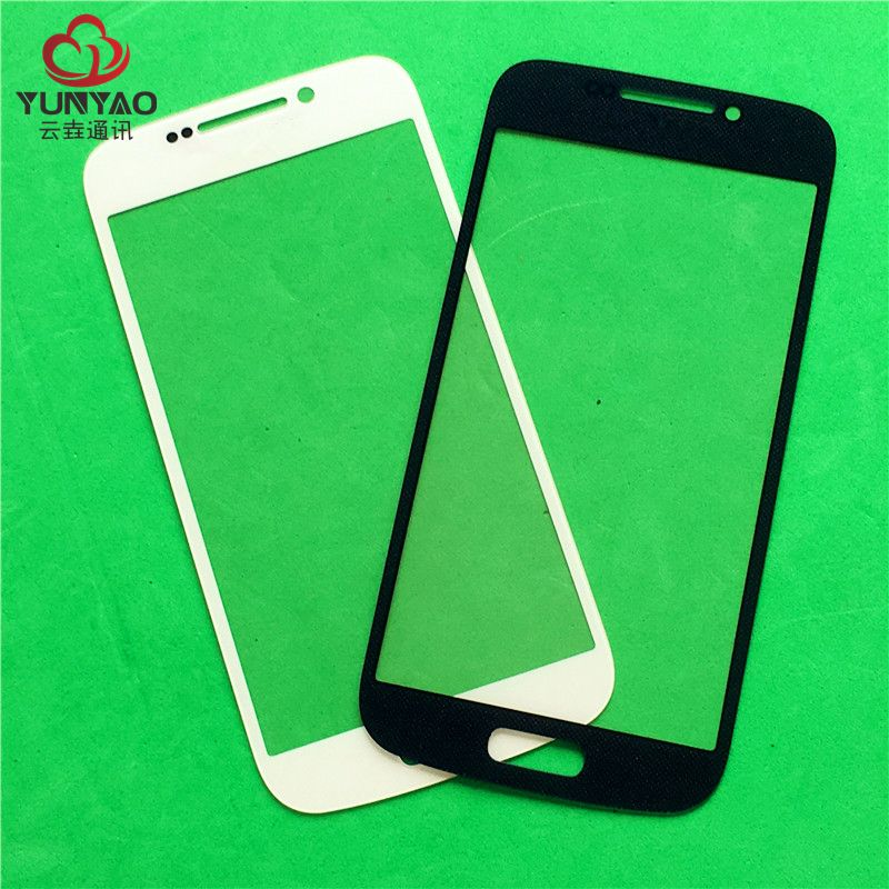 Replacement LCD Front Touch Screen Glass Outer Lens For Samsung Galaxy S4 Zoom C101