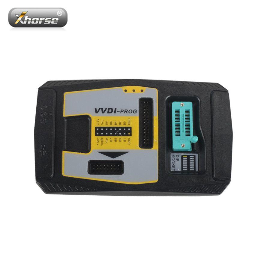 Xhorse VVDI PROG Programmer V4.7.0 VVDI PROG High-speed USB Communication Interface Smart Operation Mode VVDI PROG