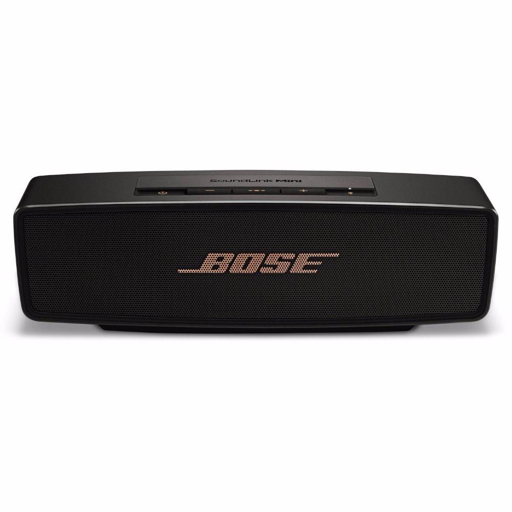 100% Original New BOSE SoundLink Mini II Bluetooth Speaker Wireless Portable Deep Bass Built-in Mic Sound Box Home Theate