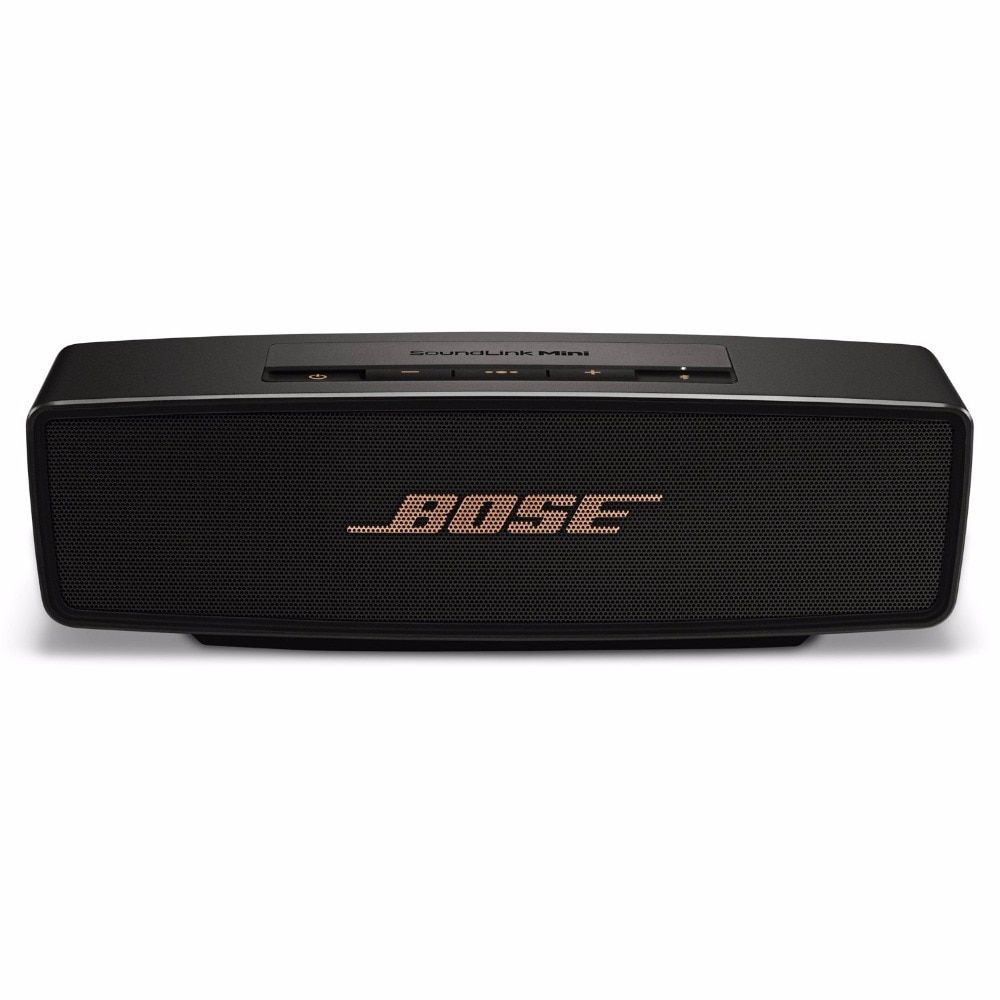 100% Original New BOSE SoundLink Mini II Bluetooth Speaker Wireless Portable Deep Bass Built-in Mic Sound Box Home Theate