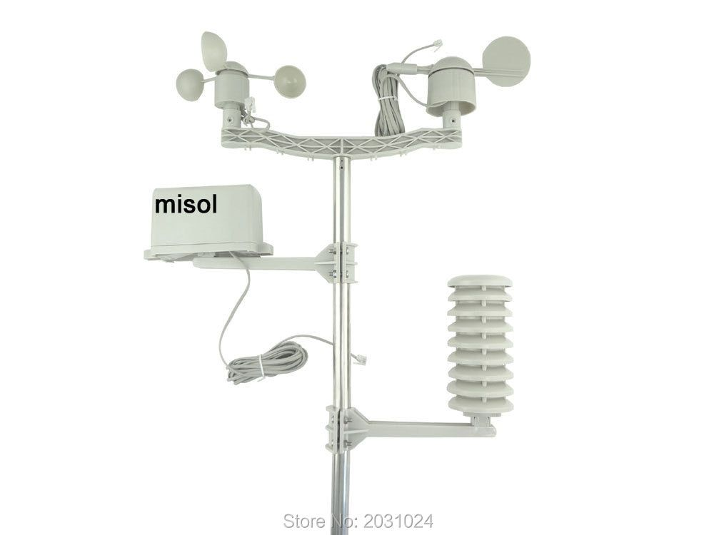 1 set of Spare part (outdoor unit) for Professional Wireless Weather Station