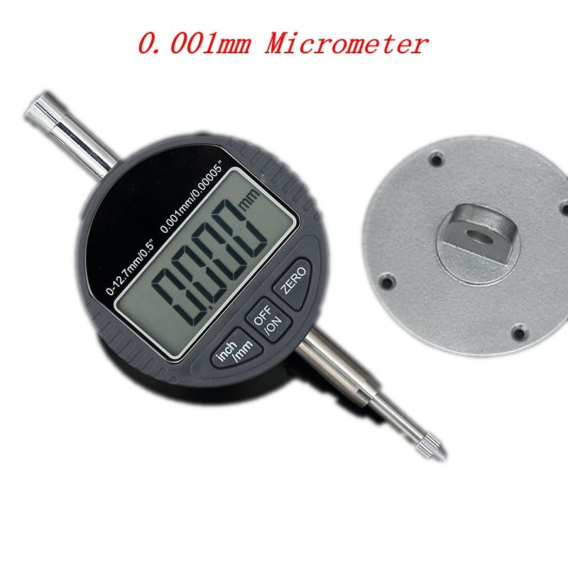 0.001mm Electronic Micrometer 12.7mm 0.5