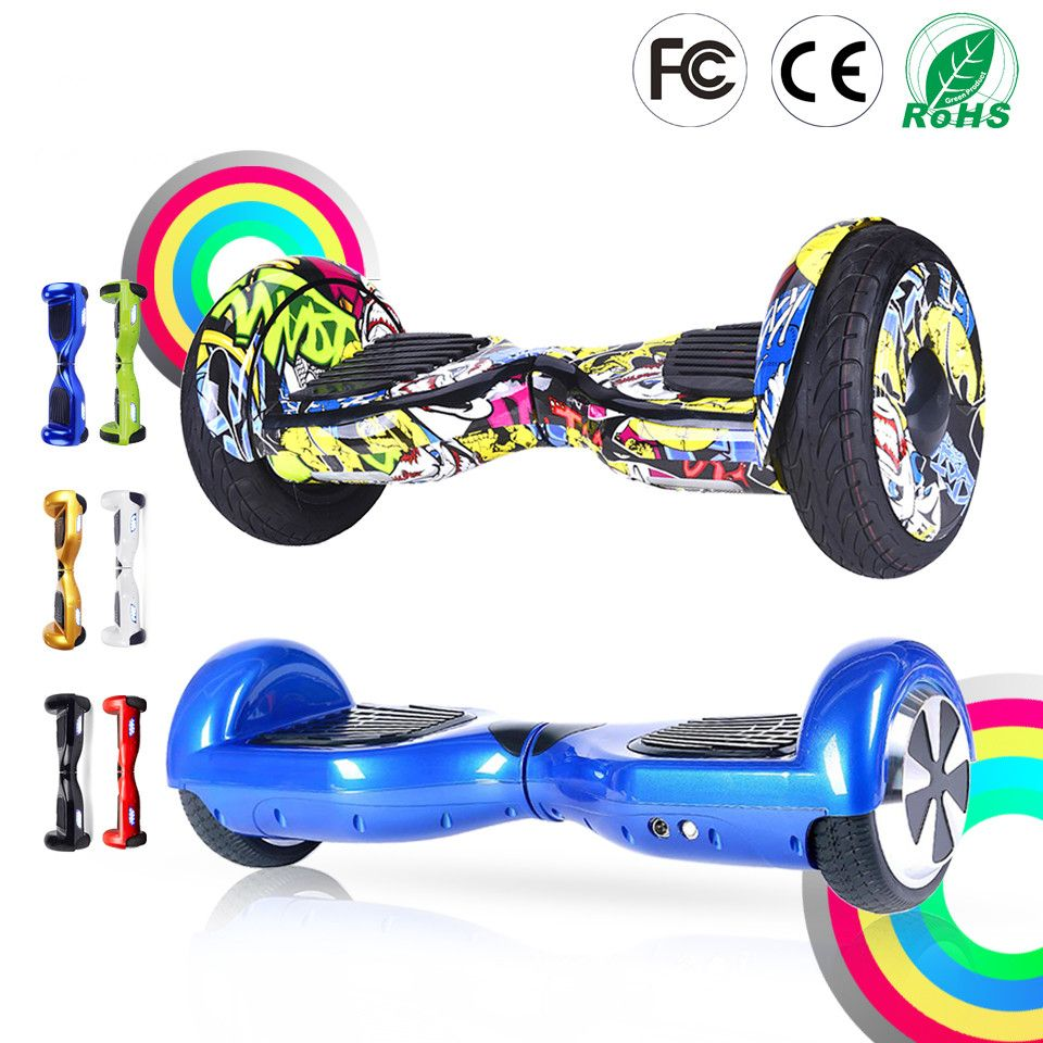 Europe Warehouse 6.5 Inch Overboard Self Balance Electric Scooter Vespa Hover Board Electric Skateboard Hoverboard Oxboard