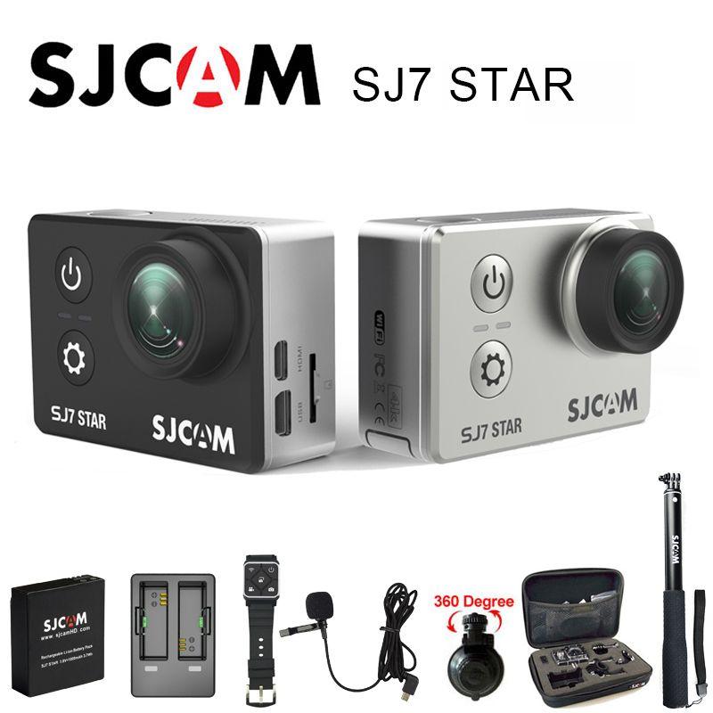 Original SJCAM SJ7 Star Sports Action Camera 4K DV Ultra HD 2.0