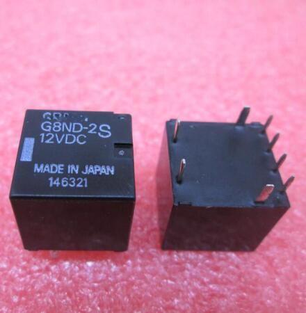 HEIßE NEUE relais G8ND-2S-12VDC G8ND-2S 12VDC G8ND-2US G8ND 8ND-2UK DC12V 12VDC OMRON DIP8