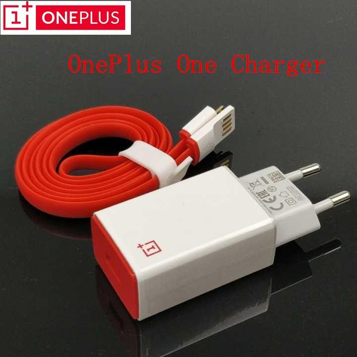 D'origine OnePlus Un Chargeur Un plus 1 X Smartphone 5 V/2A Usb mur Adaptateur Micro usb câble de Données de charge