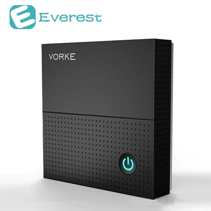 VORKE Z6 Mini PC Android 7.1.2 S912 Amlogic CAJA de la TV 3 GB DDR4 32 GB KODI 1000 M LAN eMMC5.0 WIFI Bluetooth smart tv caja