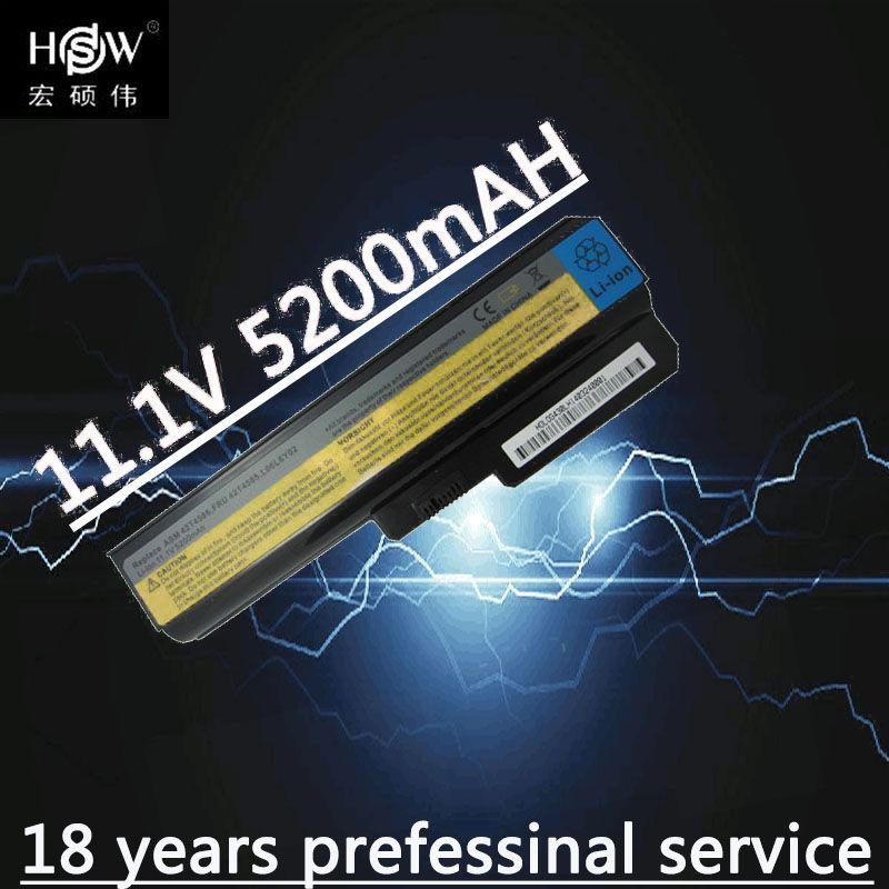HSW Laptop Batterie für IBM Lenovo 3000 G455 N500 G550 IdeaPad G430 V460 Z360 B460 V460D L08S6Y02 L08S6D02 L08S6C02 bateria akku