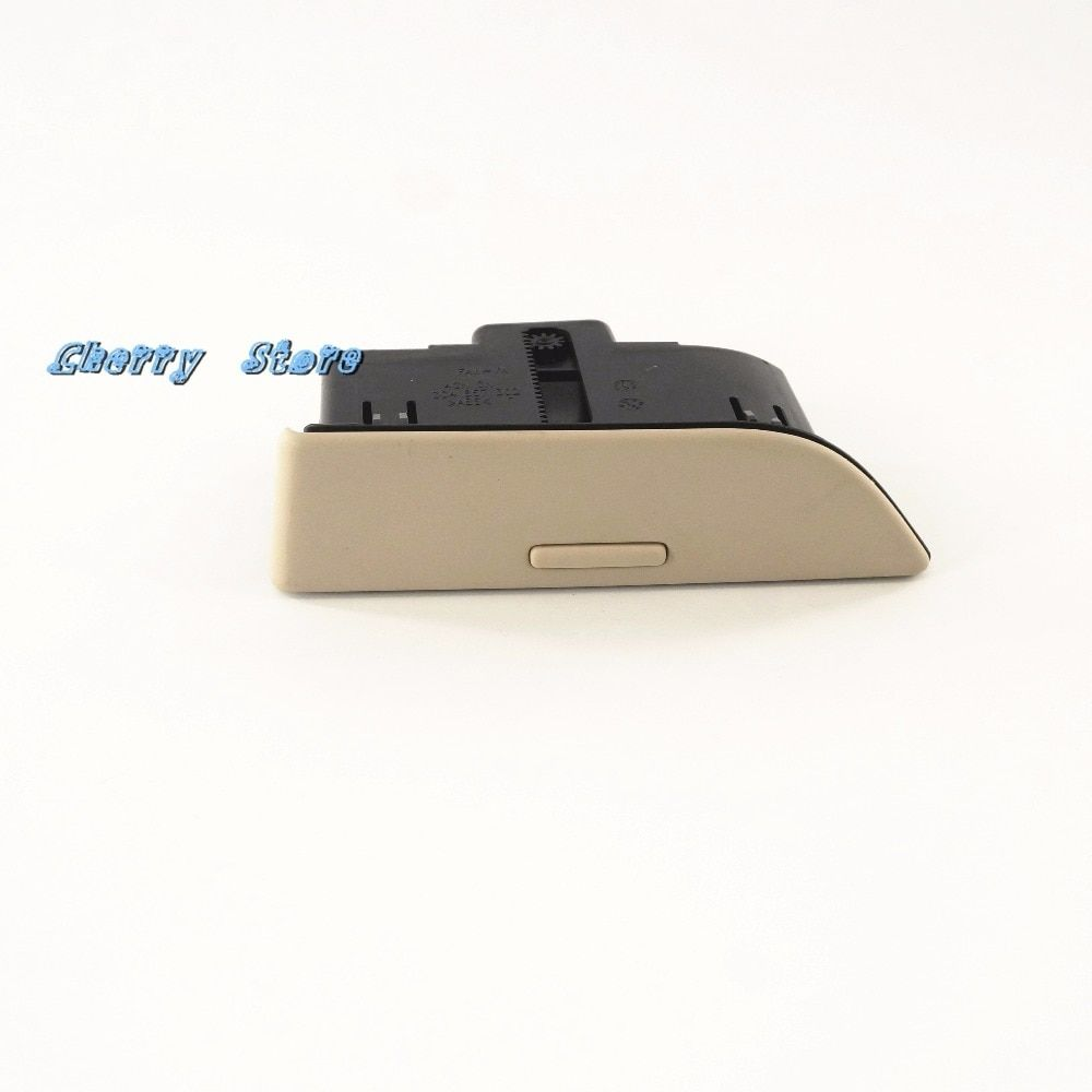 NEW  3C4 857 306 95T Beige Rear Ashtray Ash Box Rear Door Ashtray Assembly For VW Passat B6 3C CC 3C4857306 95T