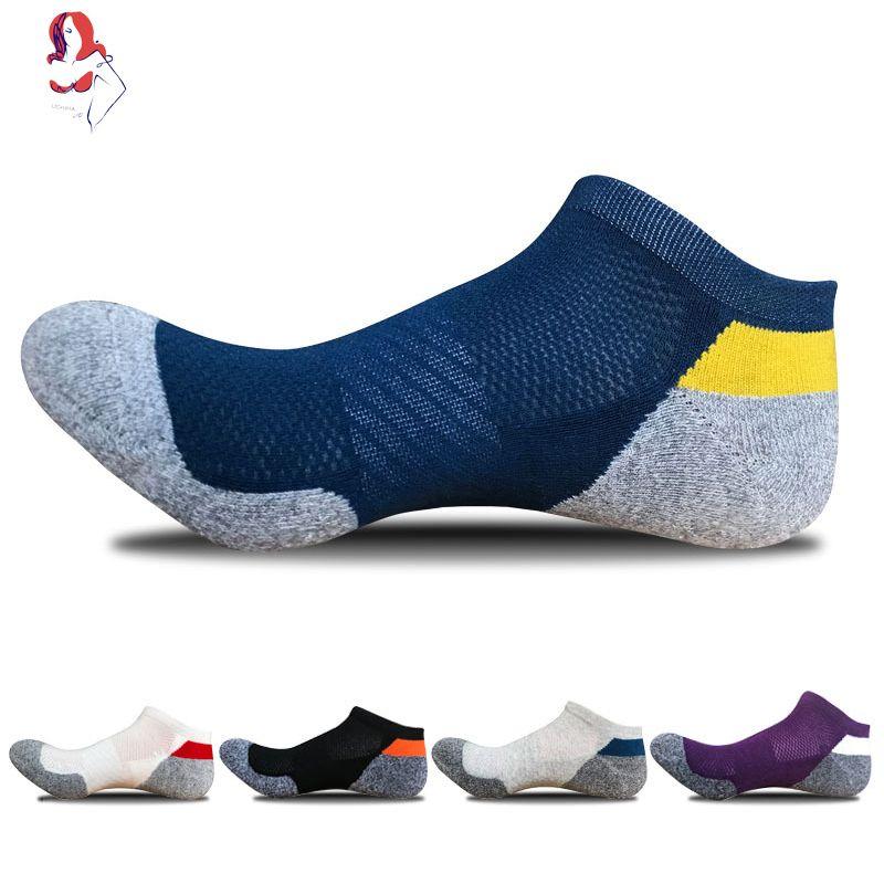 UCHIHA LQ Socken Männer Sport Neue Füße Buttom Fressen Metrosexual Basketball Wandern Radfahren Compression Ankle Socken