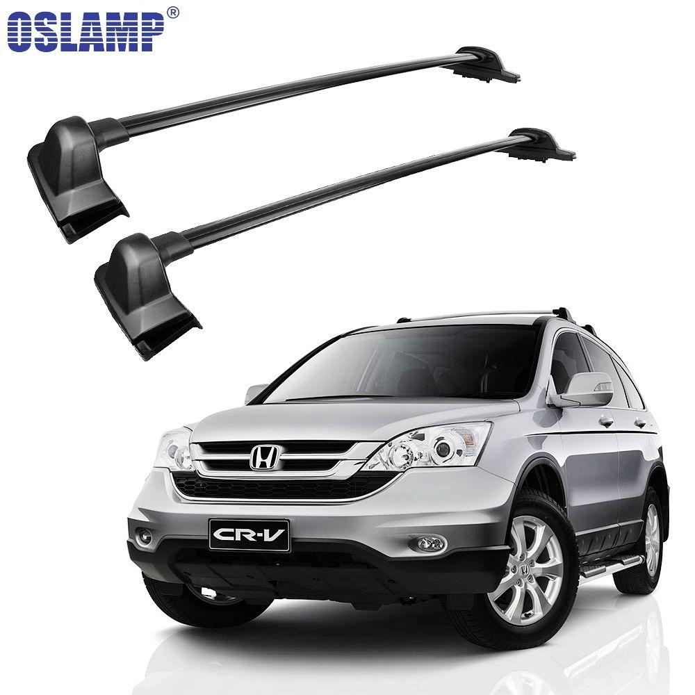 Oslamp Roof Rack Cross Bar 60KG 132LBS For Honda CRV 2007-2011 Luggage Carrier 08L02-SWA-102