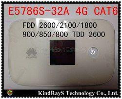 Cat6 300 Mbps Huawei E5786s E5786s-32 LTE 4G 3G Wifi Router 4G 3G MiFi Dongle 4G MiFi Saku Nirkabel PK E5786s-32a Ac790s E589