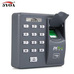 Биометрический отпечатков пальцев управление доступом машина цифровой электрический RFID считыватель сканер сенсор код системы д