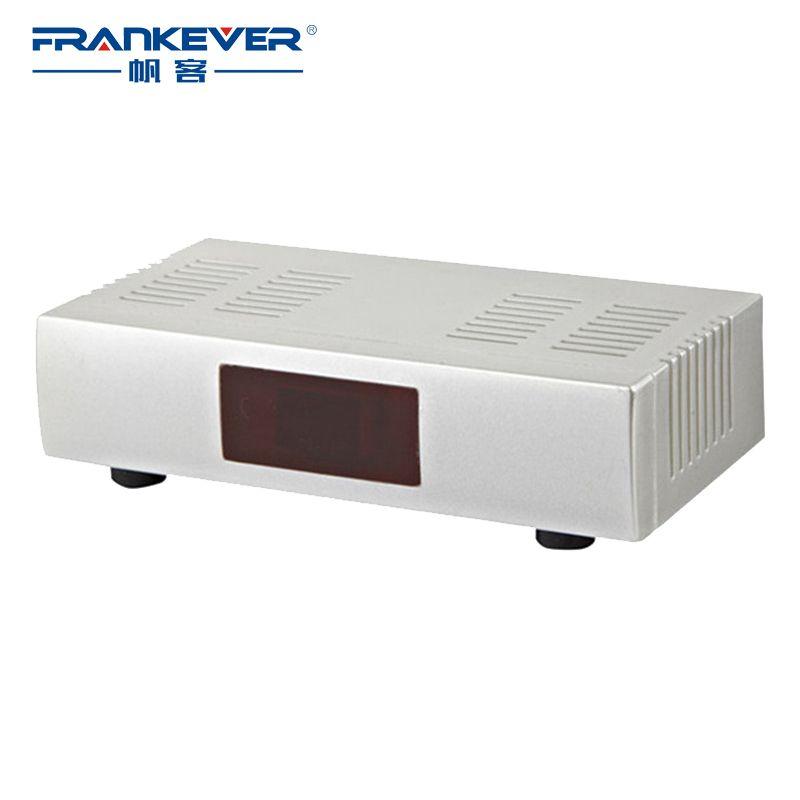 1pcs Factory Price New High Quality TV System AV-RF Audio Video Converter AV To RF Modulator for Russian Market RF-207