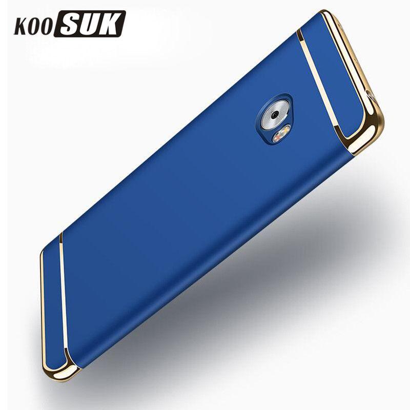KOOSUK xiaomi mi note 2 Чехол оригинальный жесткий чехол для xiaomi mi note 2 Обложка роскошные задняя coque телефон принципиально note2 случаях