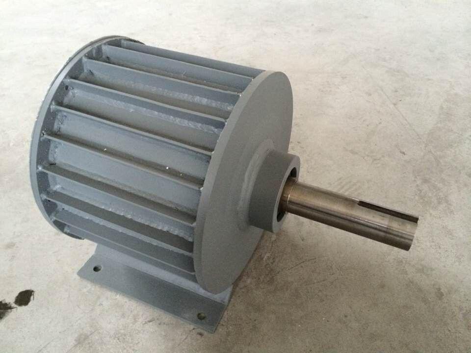 5KW AC трехфазный генератор с постоянным магнитом